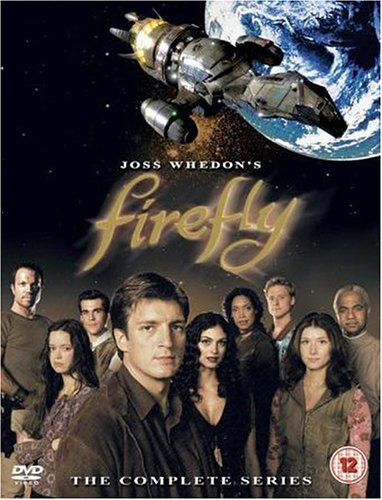 Jane Austen and Firefly.  Wait!!...What?? (2/6)