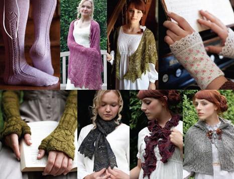 Jane Austen Knits (2/2)