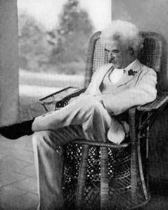Twain-Reading